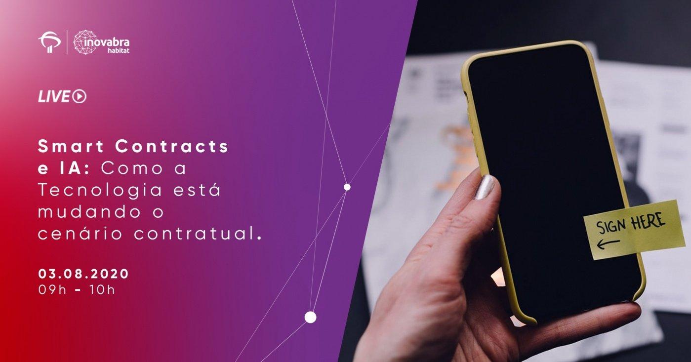 Smart Contracts e IA: Como a Tecnologia está mudando o cenário contratual
