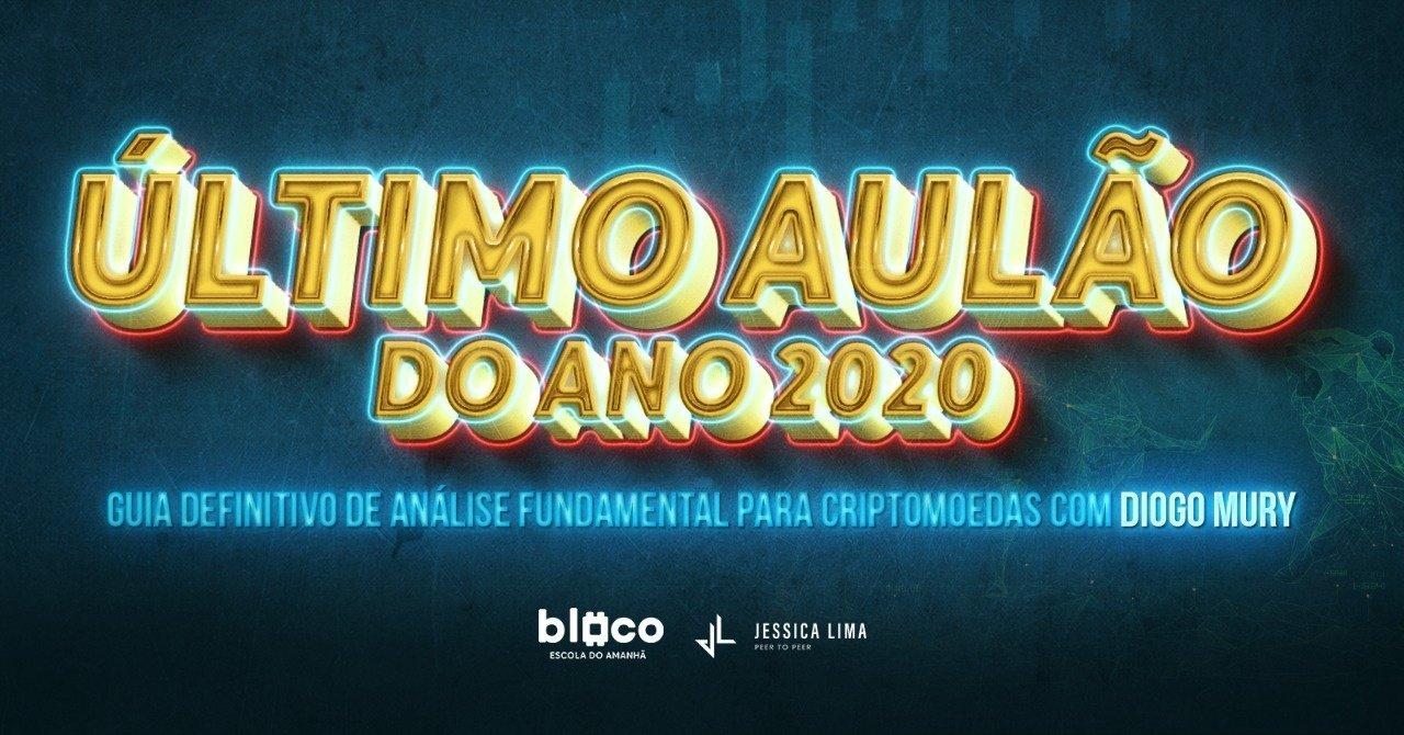 ÚLTIMO AULÃO DE BITCOIN E BLOCKCHAIN COM DIOGO MURY #14