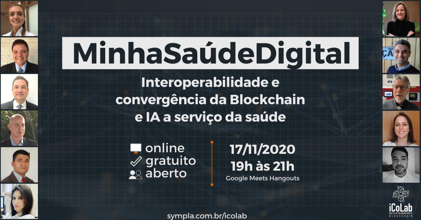MinhaSaúdeDigital - Interoperabilidade e convergência da Blockchain e IA a serviço da saúde