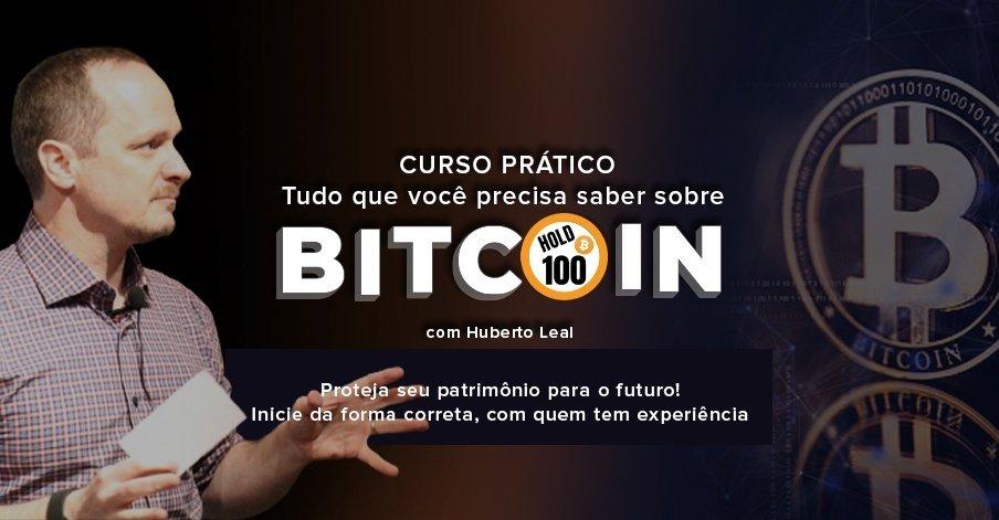 CURSO PRÁTICO  Tudo que você precisa saber sobre Bitcoin